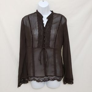 LAST CHANCE New York and Company Blouse